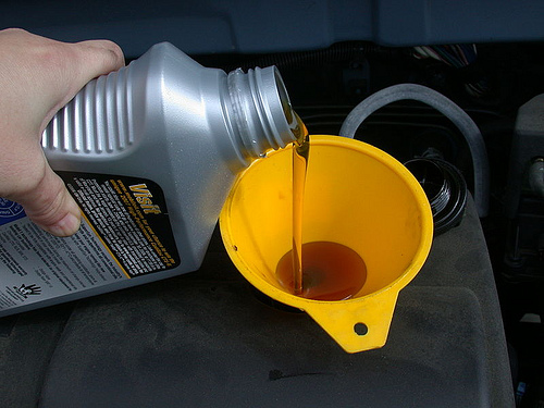 for What motor oil do i need for my car